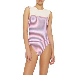 Solid & Striped The Sharon One Piece Swimsuit